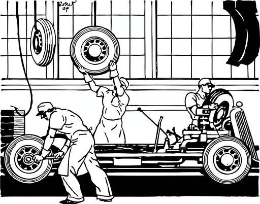 خط تولید ماشین