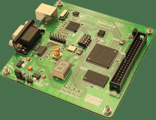 برد آموزش FPGA فراد ۱