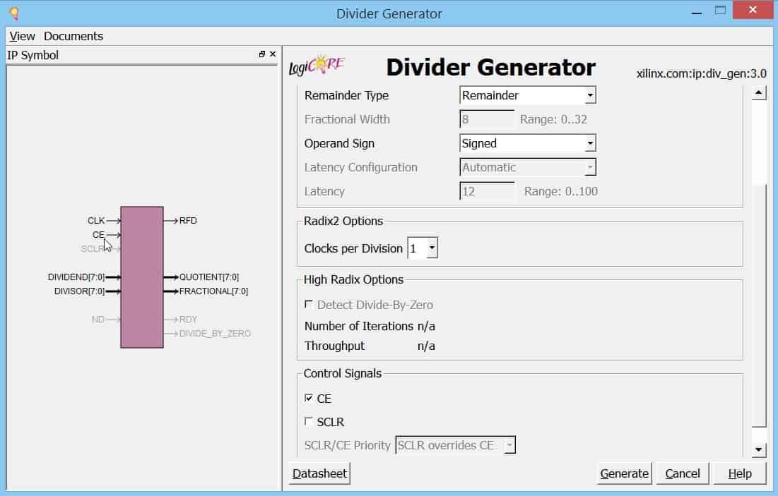 نمایش پنجرهی تنظیمات IP تقسیمکننده؛ شماتیک IP