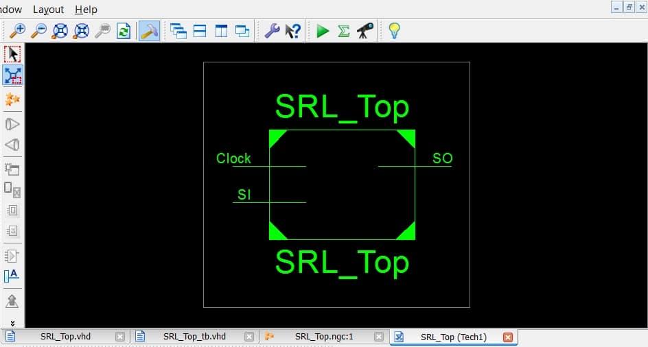 شماتیک بلوک SRL_Top