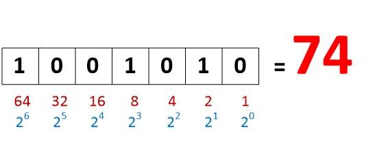 یک عدد باینری