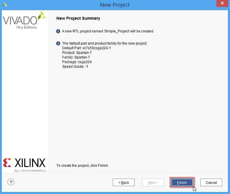 مراحل ساخت یک پروژه جدید در نرمافزار ویوادو